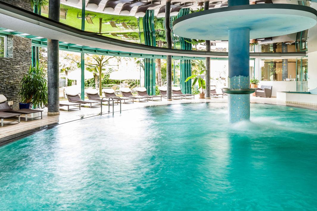 5 sterne wellnesshotel in s dtirol mit tollen pools - Champoluc hotel con piscina ...
